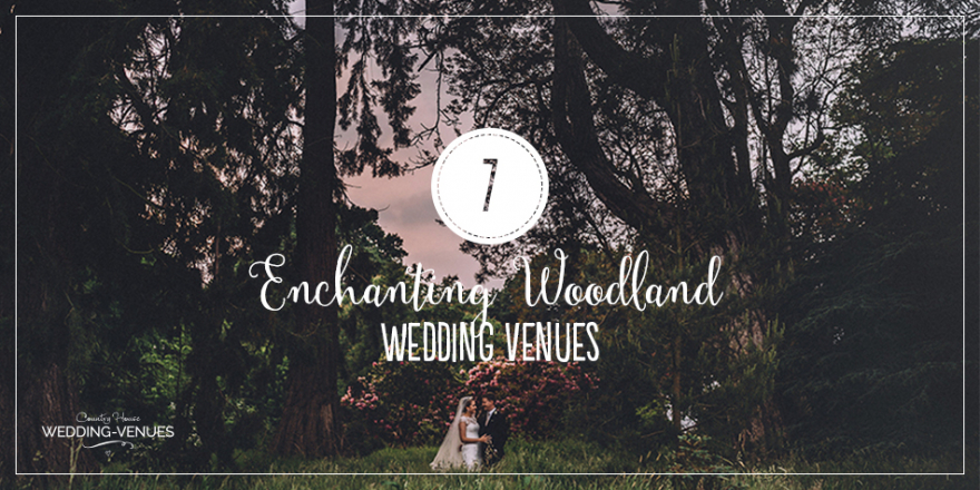 7 Enchanting Woodland Wedding Venues | CHWV