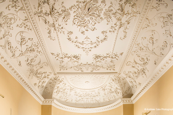 Ornate features at Old Palace Chester wedding venue in Cheshire | CHWV