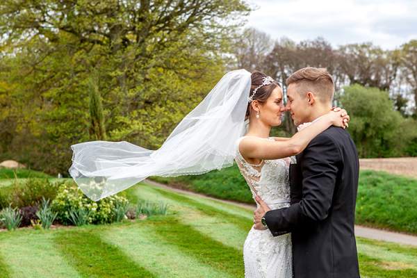 Gardens at Southdowns Manor | West Sussex wedding venues