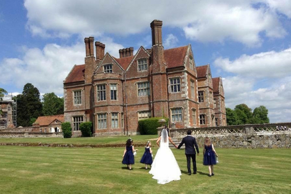 Breamore House country house wedding venue in Hampshire