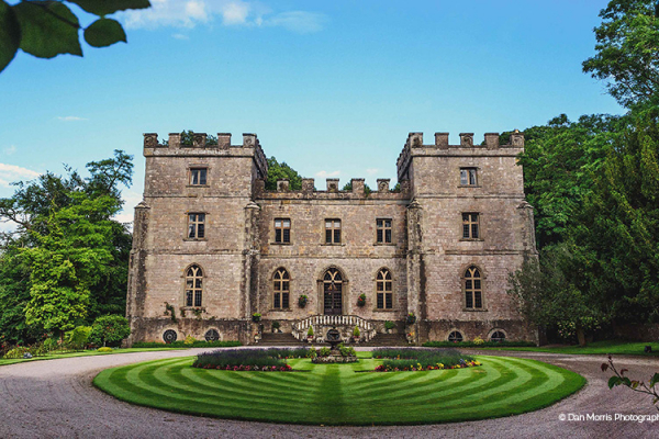 Clearwell Castle wedding venue in Gloucestershire | CHWV
