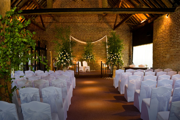 Barn Wedding Venue In Kent