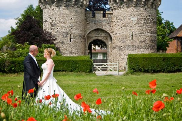 Barn Wedding Venue In Kent