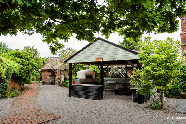 The Cantina at Curradine Barns wedding venue in Worcestershire | CHWV