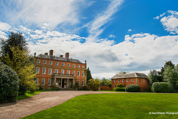 Davenport House country house wedding venue in Shropshire | CHWV