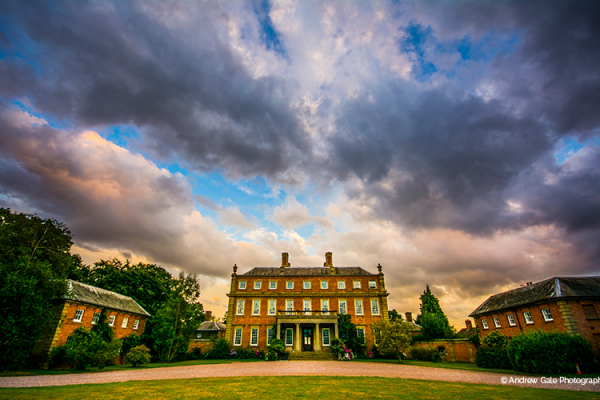 This Georgian manor house is one of Shropshire's finest wedding venues