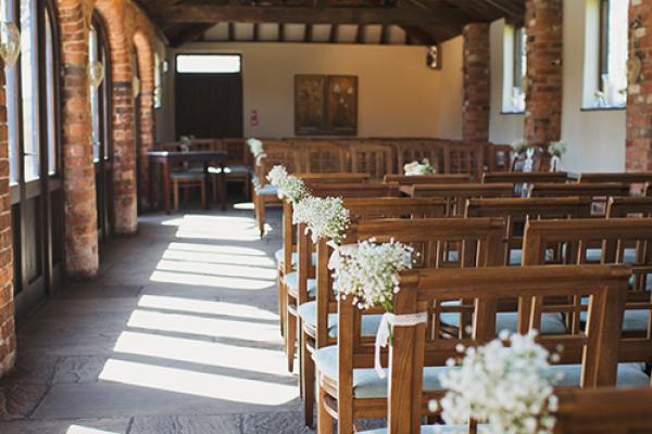 Dodmoor house wedding