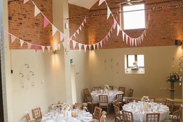 Barn Wedding Venue In Northamptonshire