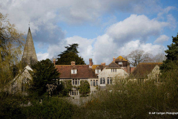 Dorset House wedding venue in West Sussex