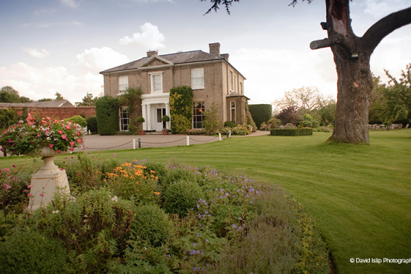 Fennes country house wedding venue in Essex
