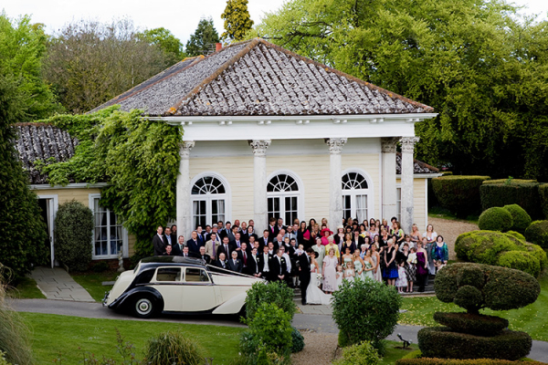 Fontwell Park wedding venue in West Sussex