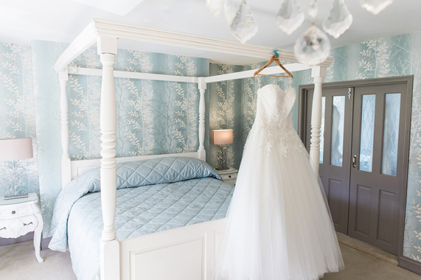 Honeymoon Suite at Southdowns Manor | West Sussex wedding venues