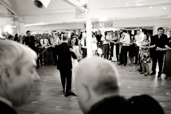 First dance at Ham Polo Club