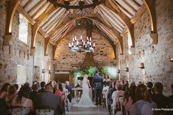 Rustic Wedding Venue In Northumberland