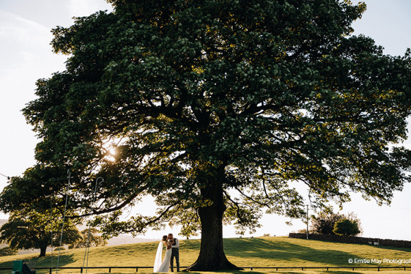 Country Surroundings at Heaton House Farm | Wedding Venues Cheshire