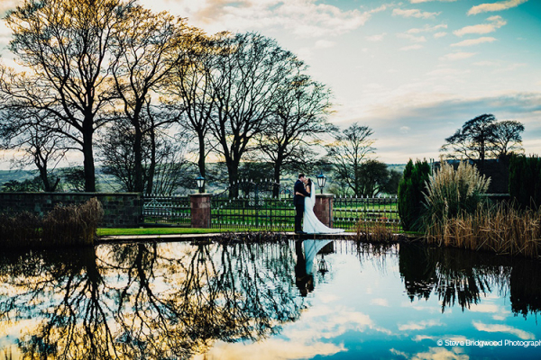Beautiful Surroundings at Heaton House Farm | Wedding Venues Cheshire
