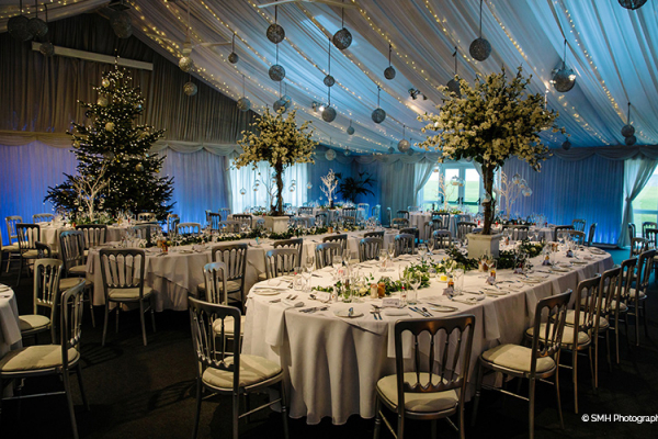 Receptions at Heaton House Farm | Wedding Venues Cheshire