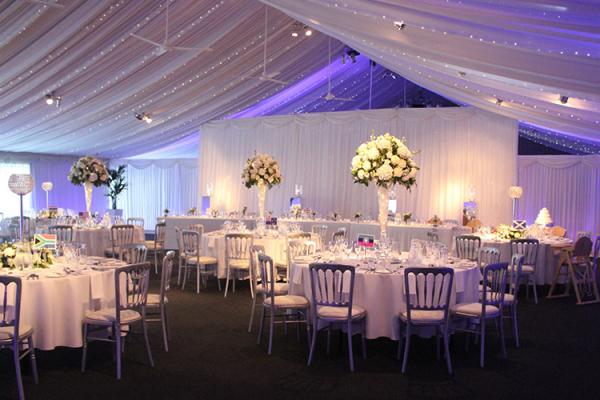 Farmhouse Wedding Venue In Cheshire