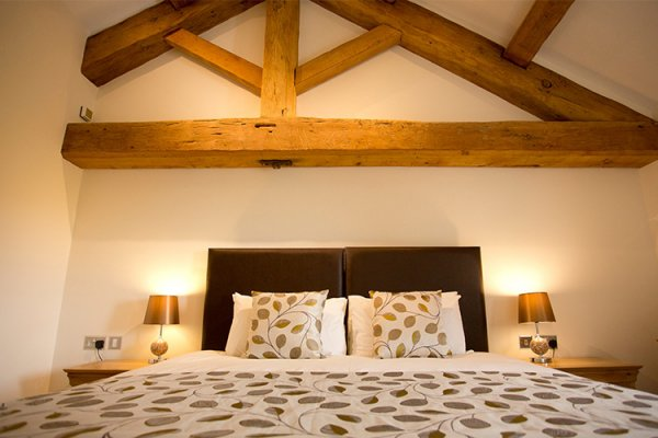 Accommodation at Heaton House - Barn Wedding Venue in Cheshire