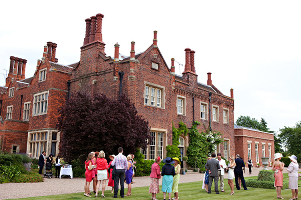 Exclusive Use Country House Wedding Venue South Yorkshire Hodsock