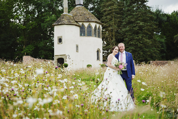 the 17th Century Summerhouse at Homme House - Country House Wedding Venue in Herefordshire