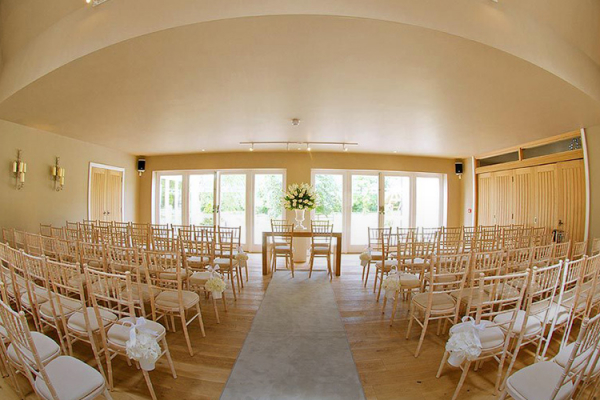 Barn Wedding Venue In Gloucestershire