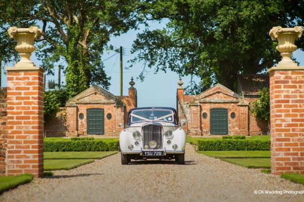 Norfolk Wedding Venues