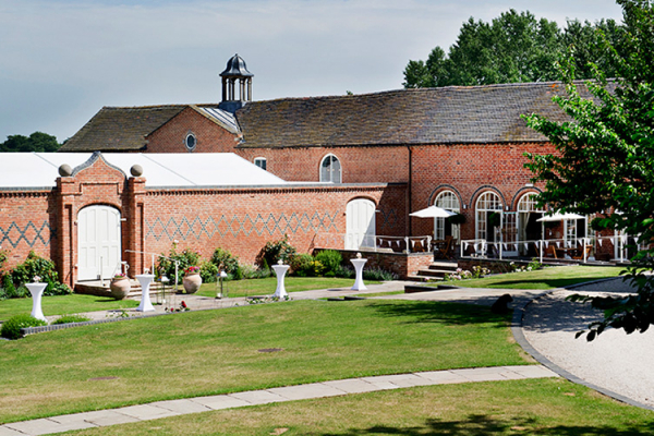 Alrewas Hayes - Country Wedding Venue in Staffordshire