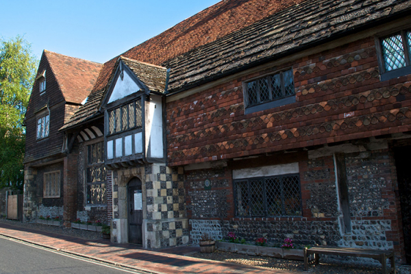 Anne of Cleves House wedding venue in East Sussex | CHWV