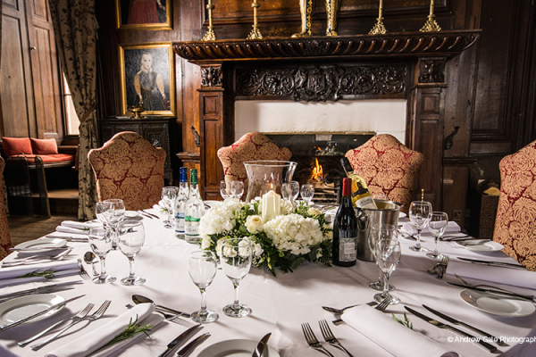 The Great Hall at Appleby Castle wedding venue in Cumbria | CHWV