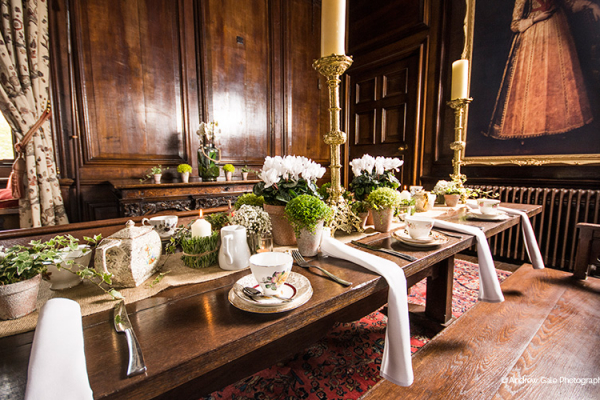 The Great Hall at Appleby Castle | Wedding Venues Lake District