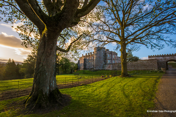 The Grounds at Appleby Castle | Wedding Venues Lake District