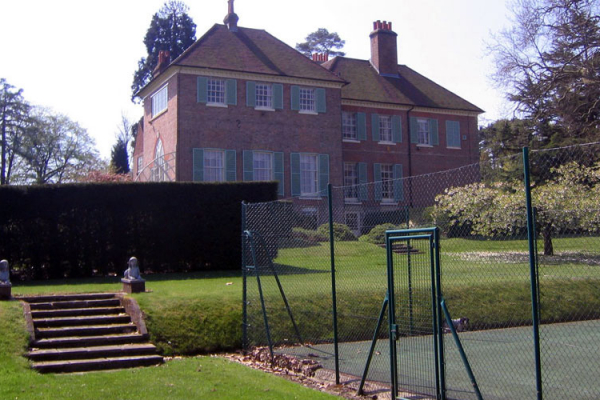 West Sussex Wedding Venue - Balcombe House