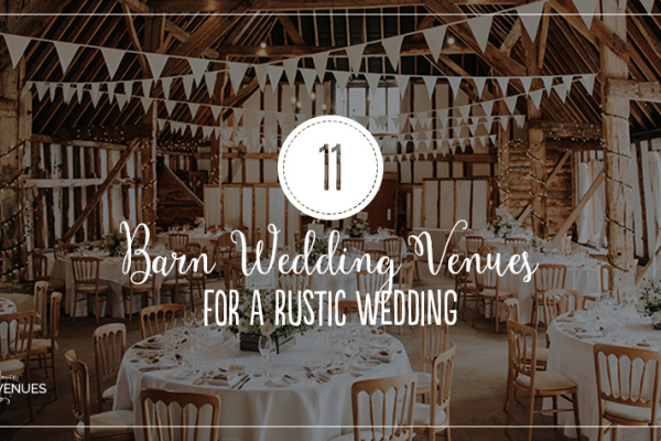 Small Country Wedding Ideas: 10 Incredible Country-Chic Wedding Venues