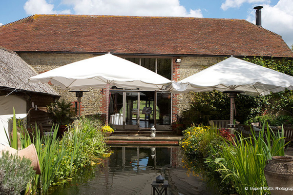 Bartholomew Barn - Wedding venue in West Sussex