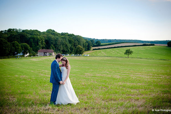 Barn wedding venues in West Sussex - Bartholomew Barn