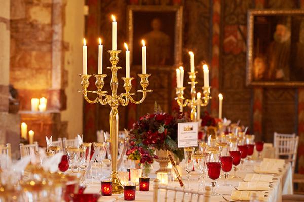 Medieval Castle Wedding Venue In Gloucestershire