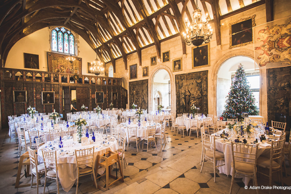 medieval castle wedding venue in gloucestershire