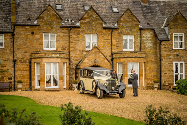 Brampton Grange - Country House Wedding Venue in Northamptonshire
