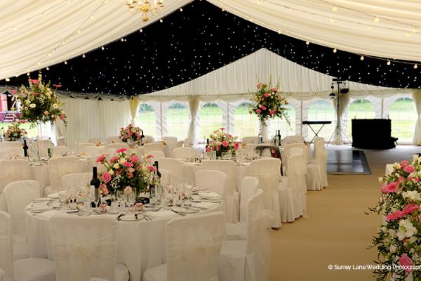 Wedding Venues In Surrey Marquee Wedding Venues Brewerstreet