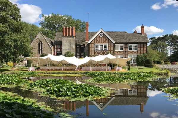 Brinsop Court country house wedding venue in Herefordshire | CHWV