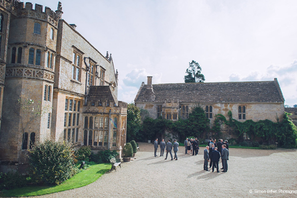 Brympton House and grounds