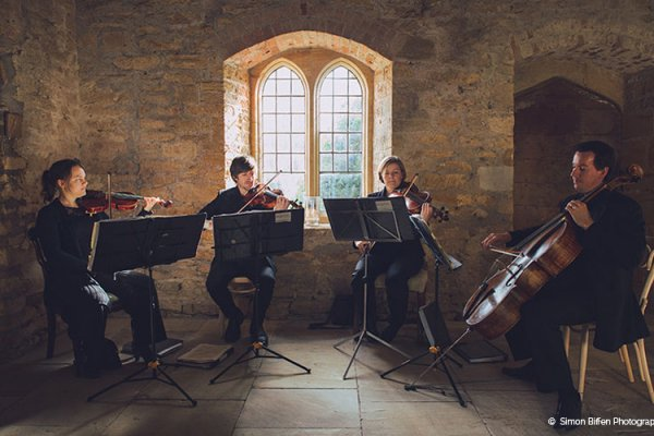 Ceremony music at Brympton House