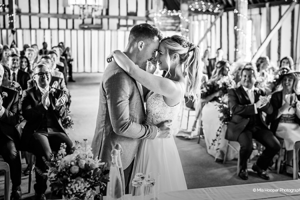 Wedding at Clock Barn | Wedding venues Hampshire