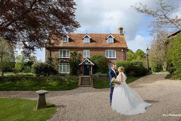 Farmhouse at Clock Barn | Wedding Venues Hampshire