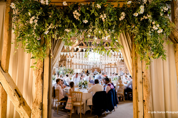 The Great Barn at Clock Barn | Wedding Venues Hampshire