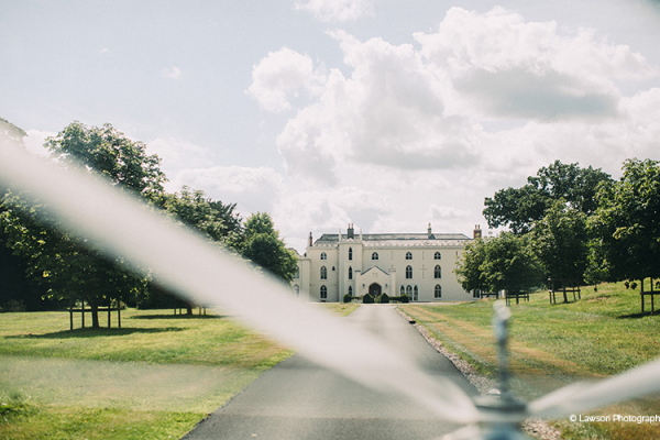 The North Wing at Combermere Abbey | Wedding Venues Cheshire