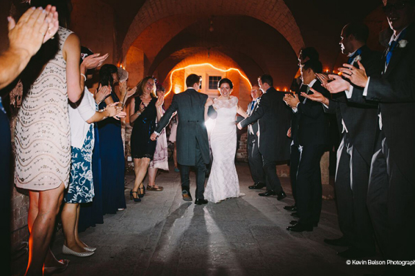First dance at Crowcombe Court wedding venue in Somerset | CHWV
