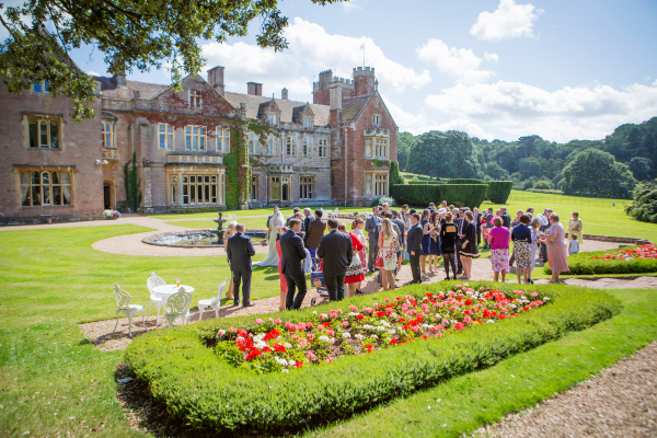Wedding Venues In Somerset South West: Country House Wedding Venue, Somerset
