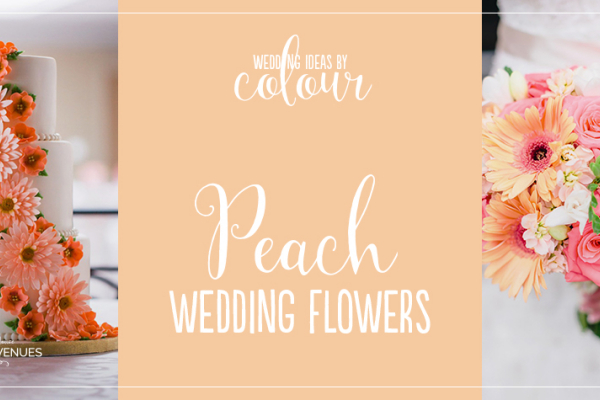 Peach wedding colour scheme wedding themes ideas chwv weddings ideas by colour peach wedding flowers junglespirit Gallery